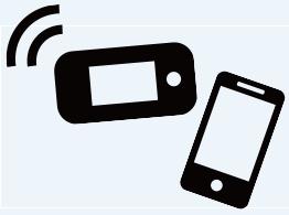 ルーターやスマートフォン