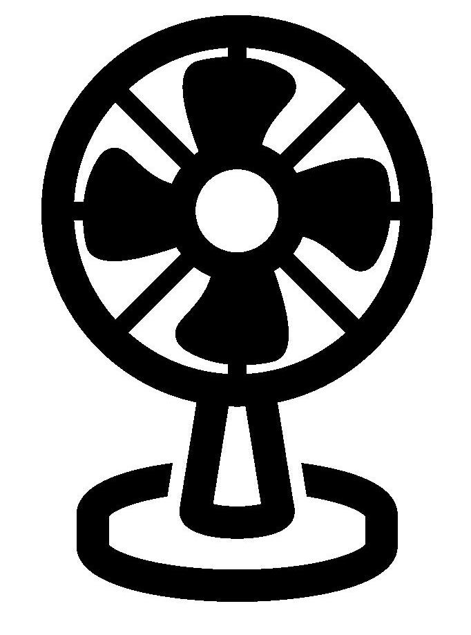 扇風機イメージ