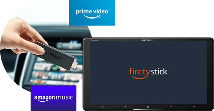 Amazon Fire TV Stickイメージ