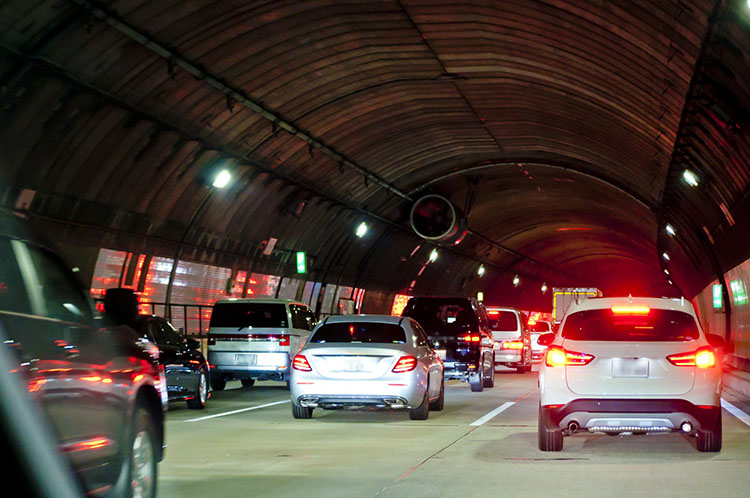 渋滞のイメージ