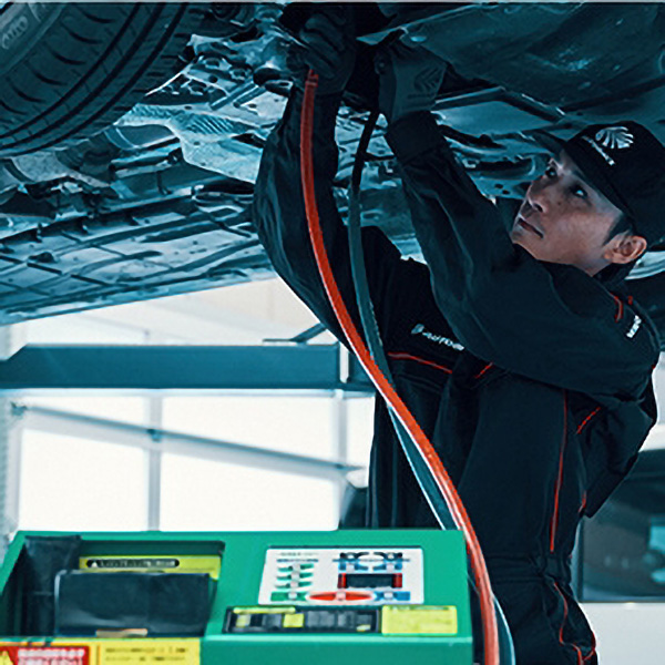 オートバックス_機械式エンジン内部洗浄
